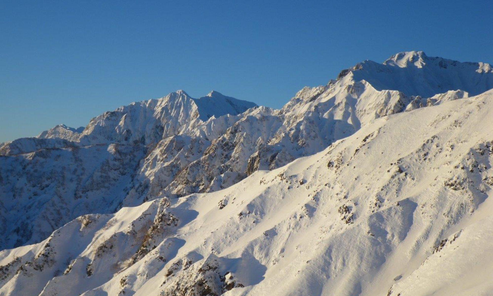 浦和溪稜山岳会